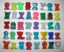 COMPLETE SET *40* CRAZY BONES GOGOS *SPORTS* SERIES NEW RARE LOT HTF