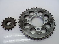 #2331 Honda CB750 CB 750 Front & Rear Sprockets / Counter Shaft Sprocket