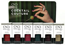Cnd Shellac Gel Polish - COCKTAIL COUTURE Holiday 2020 - 0.25oz/7.3ml Pick Any