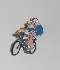pin's / Popeye - vélo cross