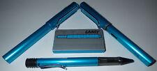 LAMY Al-Star Schreibset - Pacific Blue - limitiert! - 3 Stifte + Patronen - NEU!