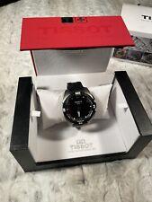 Tissot T-Touch T0914204705100 Wrist Watch for Men Solar Titanium Sapphire