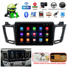 For Toyota RAV4 2013-2017 Android 9.1 Radio Stereo Player 10.1