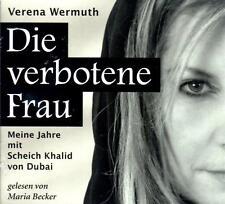 Hörbuch - Die verbotene Frau-Meine Jahre mit Scheich Khalid von Dubai - NEU/OVP
