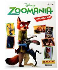 Disney Zoomania - Sammel-Sticker - Stickeralbum