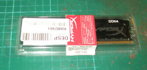For HyperX Fury 8GB DDR4 2666MHz PC4-21300 CL15 288Pin Computer Memory DIMM UK