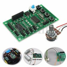 Programmable 2/4 Phase 4/5 Wire Stepper Motor Driver Control Board DIY Robot Car