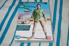 BREAKING BAD ~ Series 1 ~ Complete (DVD, 2009, 3-Disc Set, DVD)