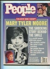 People Weekly Oct 30,1995 Exclusive Book Excerpt  Mary Tyler Moore      MBX53