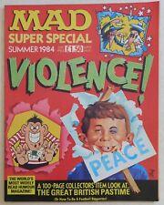MAD MAGAZINE SUPER SPECIAL - Summer 1984