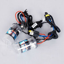 2X Car HID Xenon Headlight Lamp Light H4-2 4300K 55W Bulbs Hi-Xenon Low-Halogen