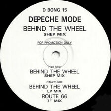 Depeche Mode 45 RPM Speed Vinyl Records 1987 Release Year