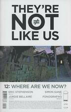 They're Not Like Us #12, NM 9.4, 1st Print, 2016 Flat Rate Shipping-Use Cart