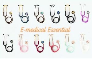 Cardiology  Double Head Stethoscope great alternative for littmann and MDF style