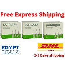 3 Boxes Alopecia Capsules 270 caps Hair Loss & Nail Express Shipping 3-5 days
