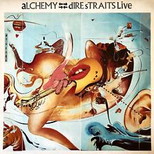 Dire Straits-Alchemy: Dire Straits Live (LP) (EX/VG)