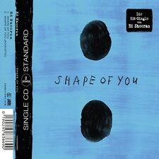 Ed Sheeran Shape Of You EU CD Single - New