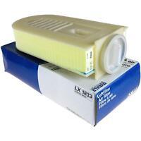 Original MAHLE / KNECHT LX 1833 Luftfilter Air Filter