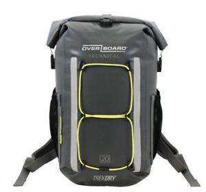 OverBoard TrekDry 100% Waterproof 20 & 30 Ltr Backpack, 90 Ltr Duffle Sports