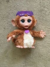 FurReal Friends Baby Cuddles My Giggly Monkey Interactive Toy