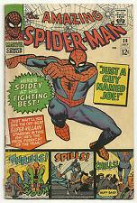 Amazing Spider-Man 1966 #38 Very Good/Fine
