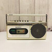Sony CFM-120 Radio Cassette Recorder Player AM/FM