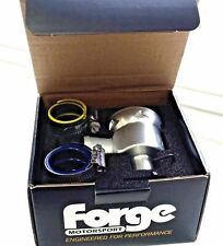Forge FMDV008 Recirculating Valve Silver for Audi A3 1.8T, S3 1.8T 8L, RS4 B5 V6