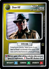 Star Trek CCG  HOLODECK Complete Master Set w/ Dixon Hill + DAs 141 GEM MINT
