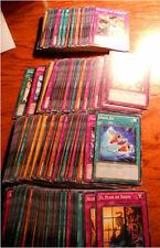 Pack 10 cartas yugioh yu-gi-oh en perfecto estado originales y español