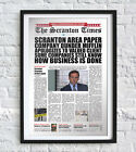 """The Office Dunder Mifflin Newspaper Article """"Product Recall 13x19"""""""
