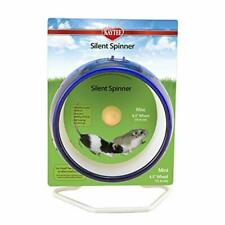 Exercise Wheel Silent Spinner Small Animal Safe Running Pet Healthy Workout New