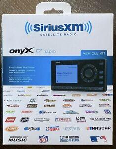 NEW SiriusXM XEZ1V1 Onyx EZ Satellite Radio and Vehicle Kit