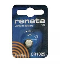 Renata CR1025 3V Lithum Battery