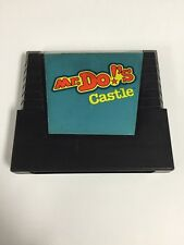 Mr. Do!'s Castle Atari 5200 Cartridge Only Tested Working