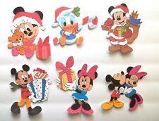 3D U Pick Christmas Peanuts Pooh Mickey Seuss  Scrapbook Card Embellishment