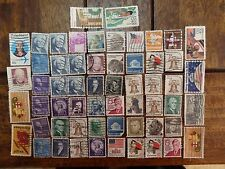 58x UNITED STATES USA STAMPS