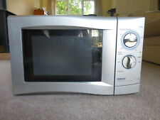 Sanyo Microwave Oven 800W EM-1053S 0.6 cu ft - silver/grey