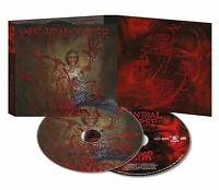 CANNIBAL CORPSE - Red Before Black DIGI Doppel CD NEU!