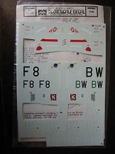 1/72  VINTAGE MICROSCALE DECALS N°167 AS JAPONAIS DECALCOMANIES