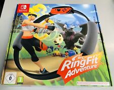 Nintendo Switch Ring Fit Adventure -- Game and accessory. *Brand New*