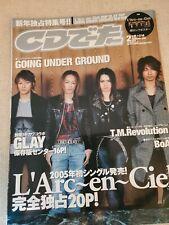 Hyde Vamps L'arc en Ciel J-Rock Jrock Magazine