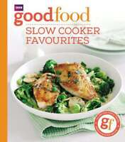 Good Food: Slow cooker favourites by Cook, Sarah, NEW Book, (Paperback) FREE & F