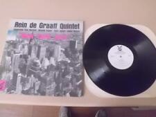 REIN DE GRAAFF-NEW YORK JAZZ LP 1979 Timeless Muse TI 321 NM/NM