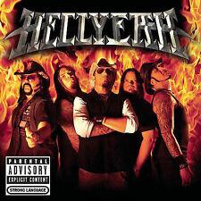 Hellyeah CD 2007 Heavy Metal Hard Rock Vinnie Paul Drums PANTERA PA