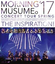 Morning Musume '17 Concert Tour Spring THE INSPIRATION Blu-ray Photobook Japan