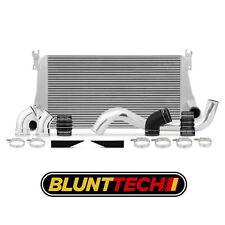 Mishimoto Intercooler KIT for 2006-2010 Chevrolet/GMC 6.6L Duramax SILVER