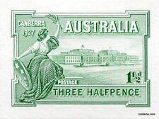 Australia Replica Card #12 Canberra Parliament House Die Proof