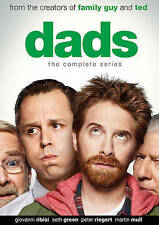 Dads: The Complete Series DVD CREATORS OF TED & FAMILY GUY Funny Comedy