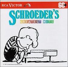 Schroeder's Greatest Hits Johann Sebastian Bach, Ludwig van Beethoven, Wolfgang