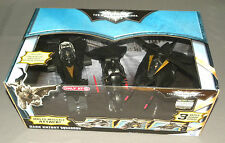 Batman Multi Missile Attack 3 Vehicle Pack Dark Knight Squadron w Batcycle NEW